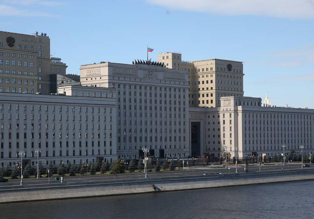 Сайт Минобороны РФ пытались взломать хакеры из другой страны