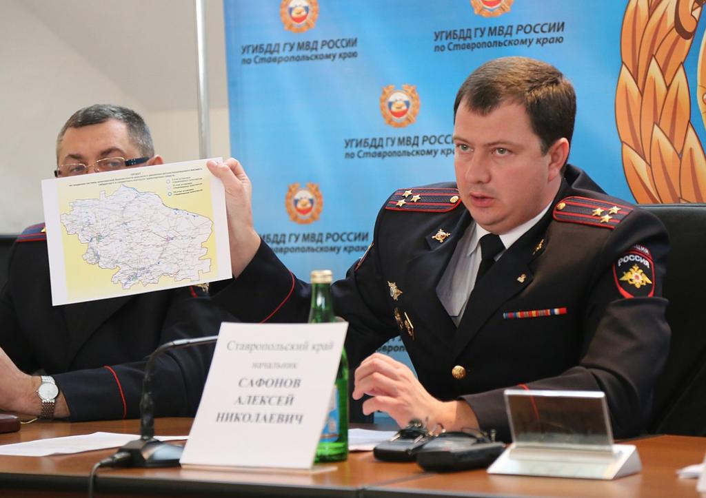 Начальник ГИБДД Ставрополья и его сотрудники обвиняются в создании преступного сообщества