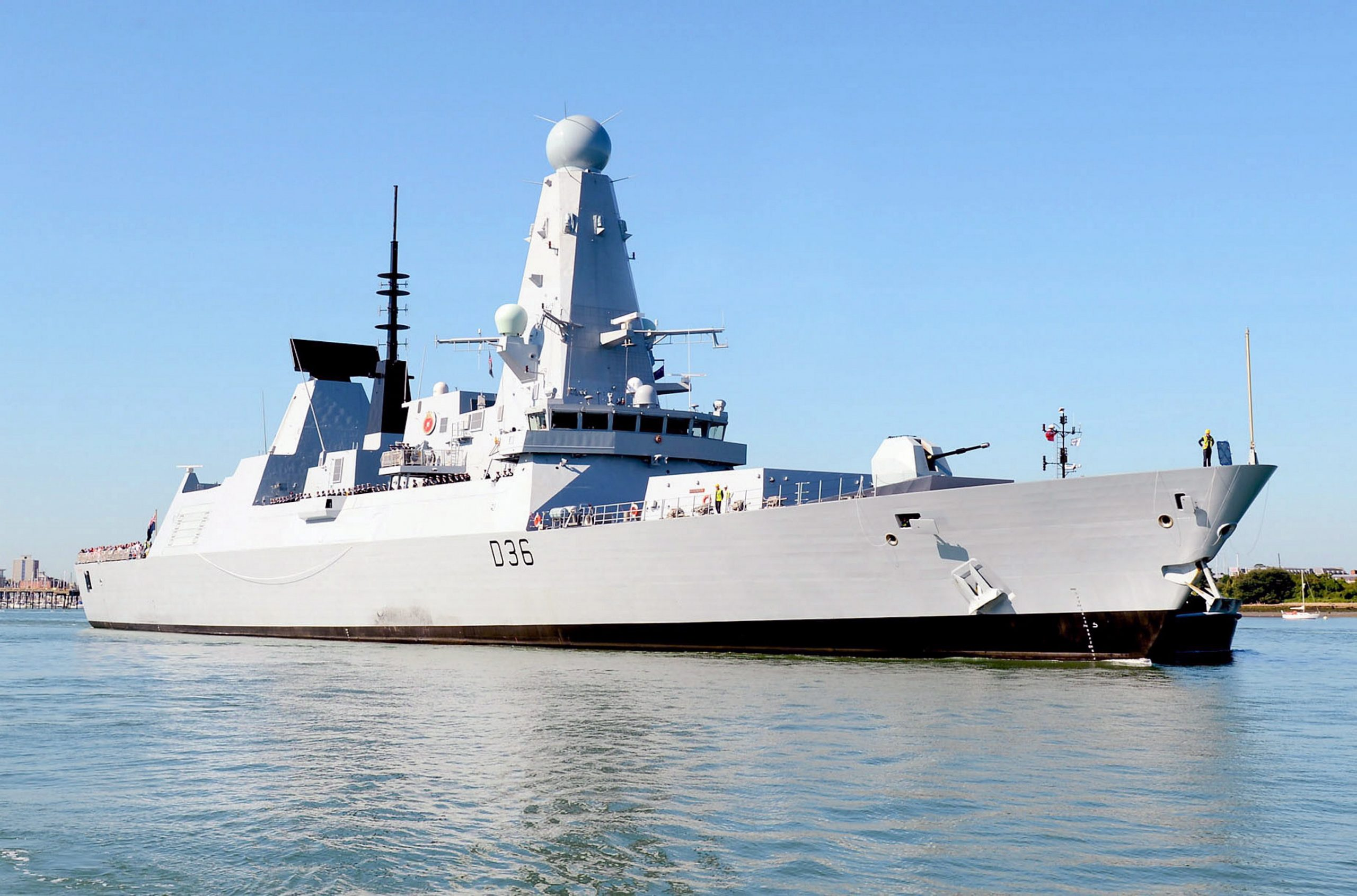 Россия и Британия не ведут переговоры об инциденте в Черном море – Песков