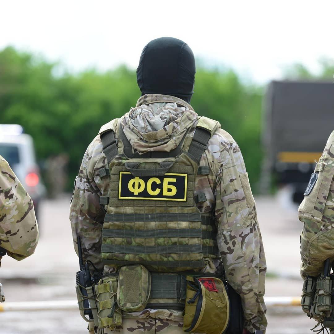 ФСБ предотвратило теракты в Москве