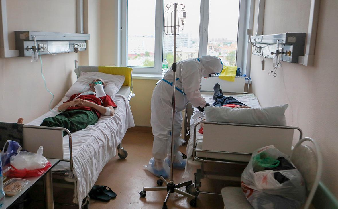 Количество больных COVID-19 в России превысило 6 миллионов