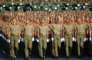 На Кубе за десять дней скончались несколько высокопоставленных военных