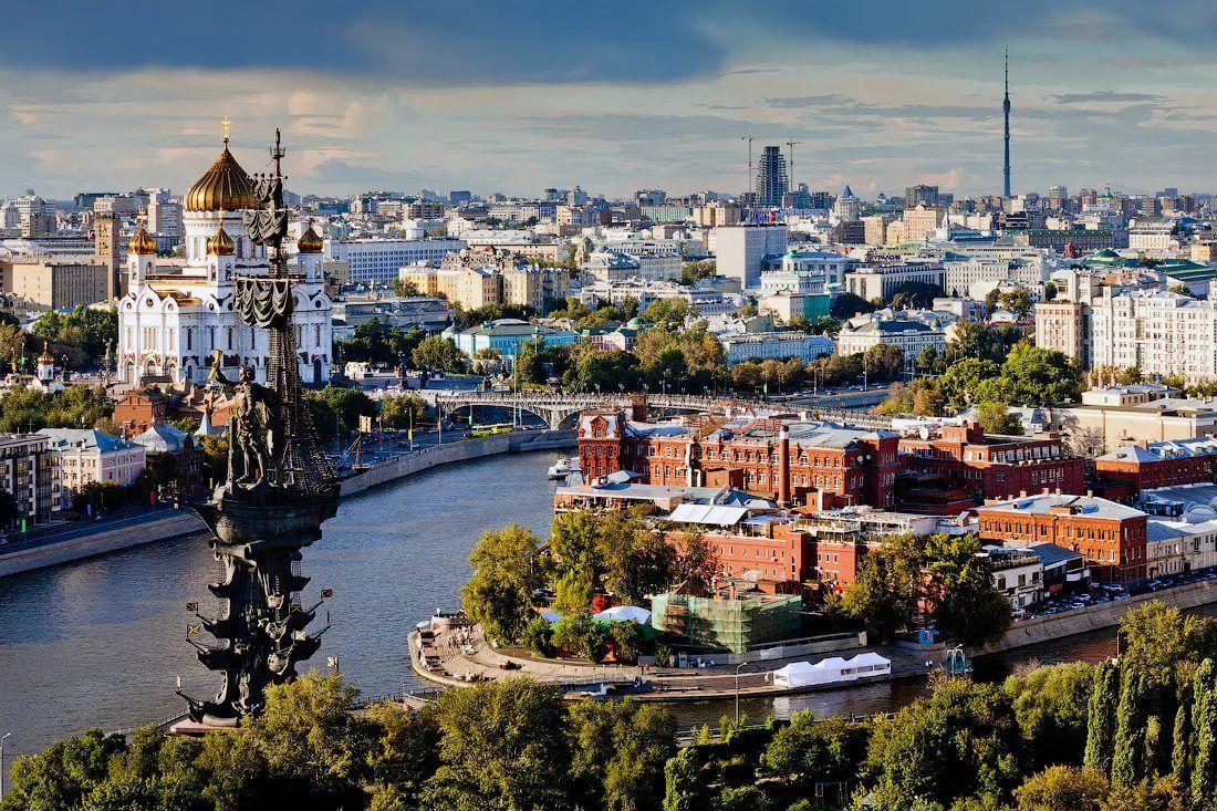 Москвичей предупреждают о существенном похолодании в конце недели
