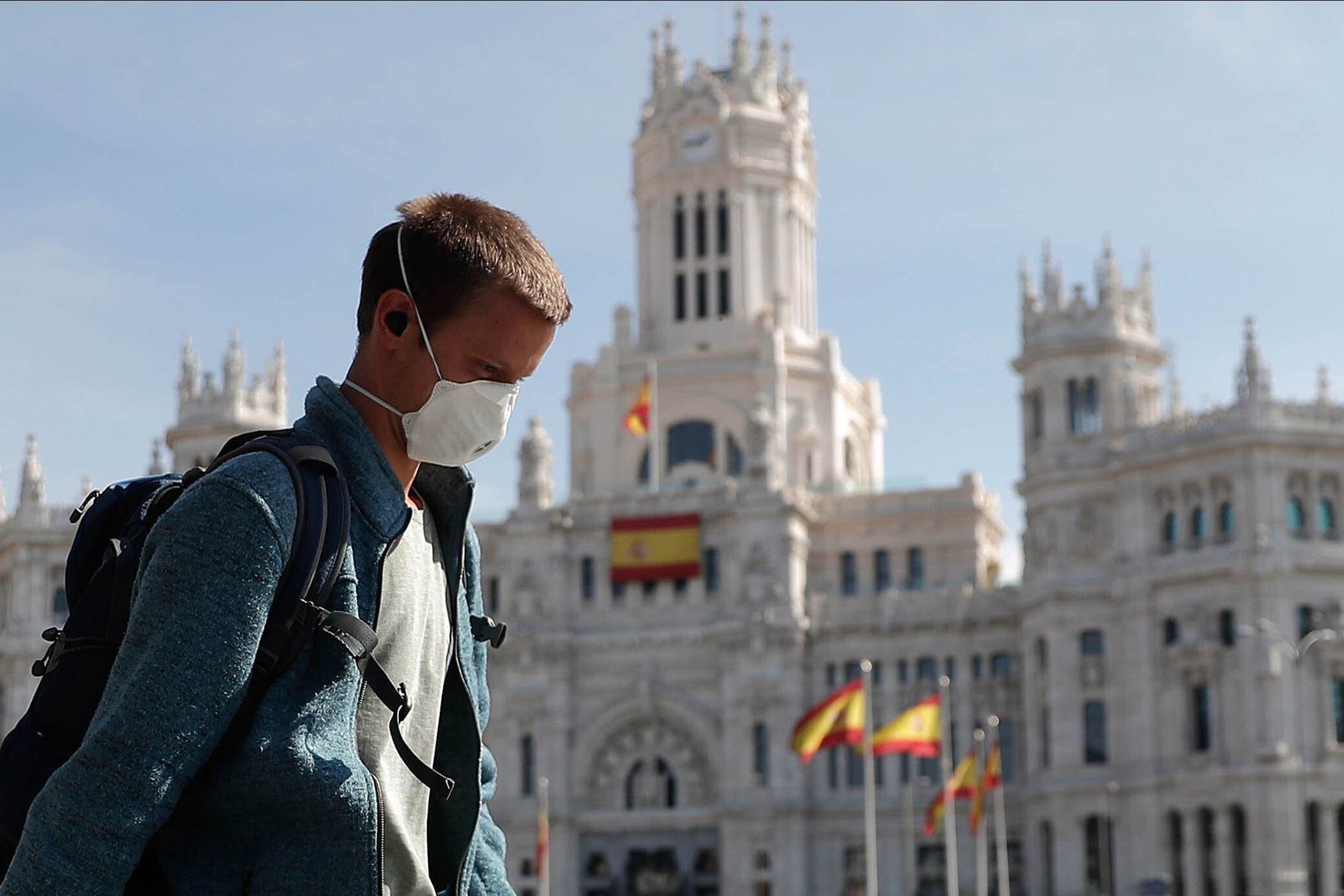 В Испании склоняются к нереальности преодоления человечеством пандемии