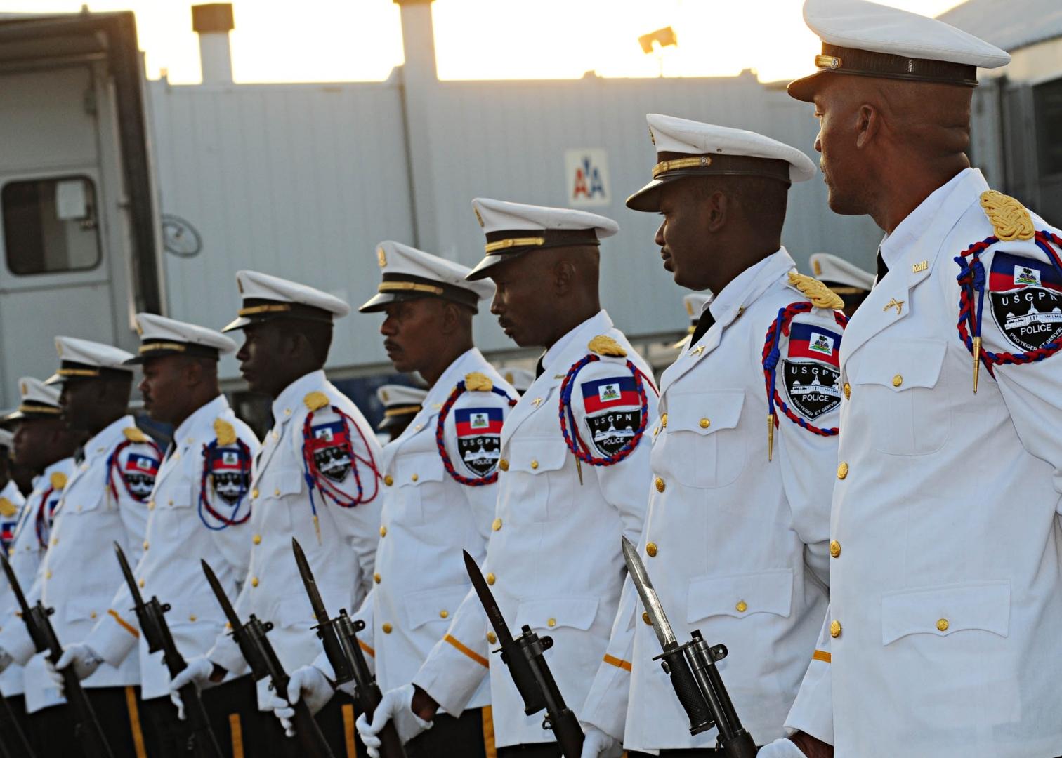 Полиция Гаити ликвидировала нападавших на резиденцию президента