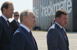 На открытии МАКС-2021 Путин заявил, что отечественное авиастроение лучшее в мире