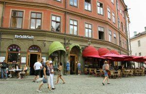 В Швеции растет число заболевших COVID-19 третью неделю