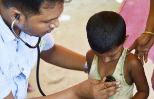 В Индии распространяется неизвестная смертельная лихорадка