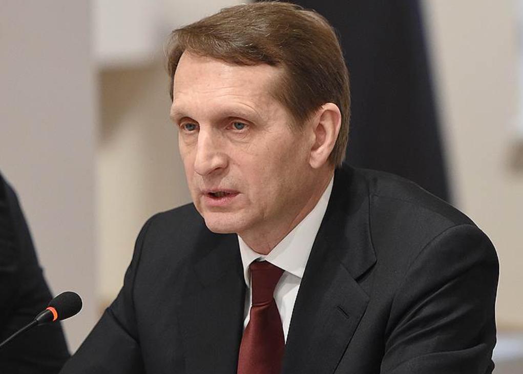Нарышкин заявил о наличии фактов отравления Навального за пределами России