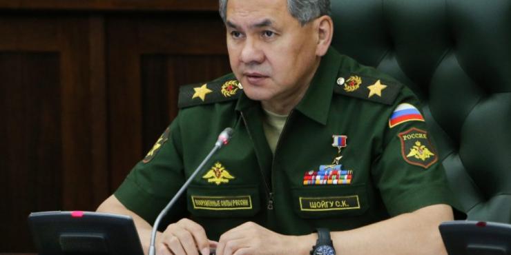 Сергей Шойгу предложил застроить Сибирь и перенести в регион столицу