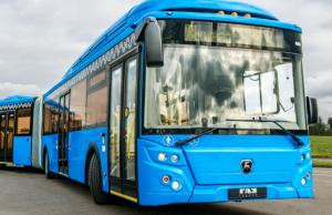 В России начнется современное обновление общественного транспорта