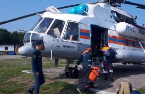 Выживший при крушении Ми-8 житель Санкт-Петербурга раскрыл подробности смертельного ЧП