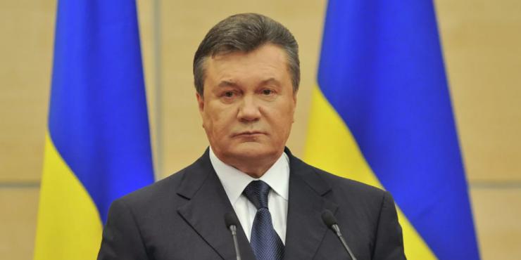 Янукович указал на ошибку, которая привела к расколу украинского общества