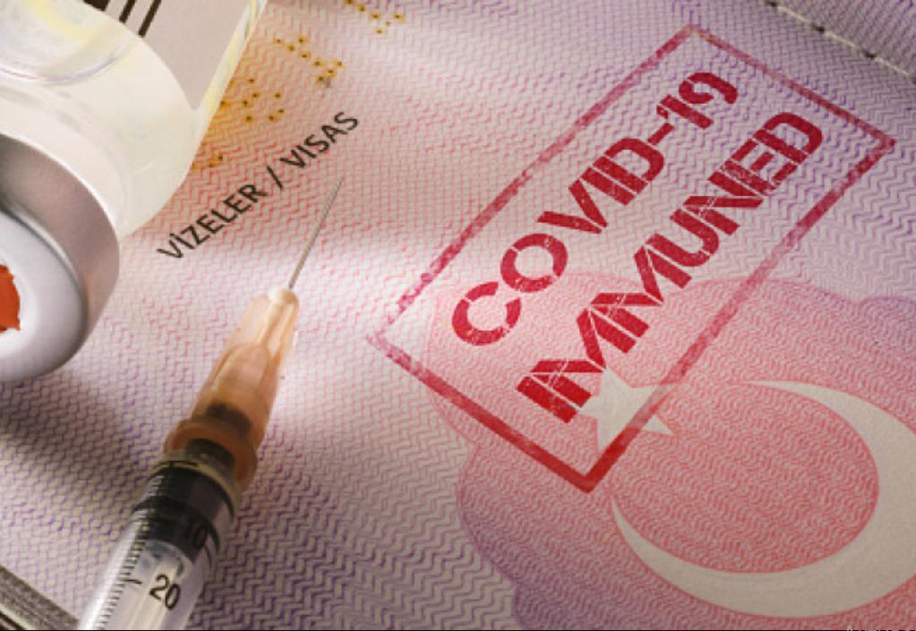 Евросоюз и Украина подтвердили взаимное признание сертификатов вакцинации