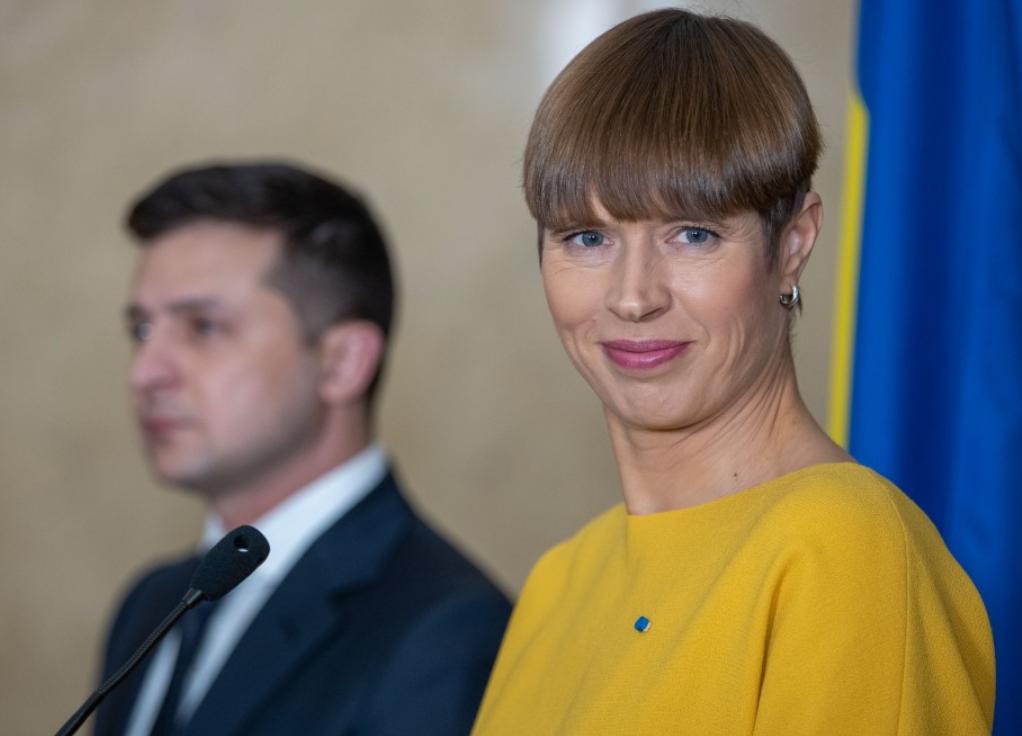 Президент Эстонии назвала проблему территорий Украины главной причиной задержки вступления в НАТО