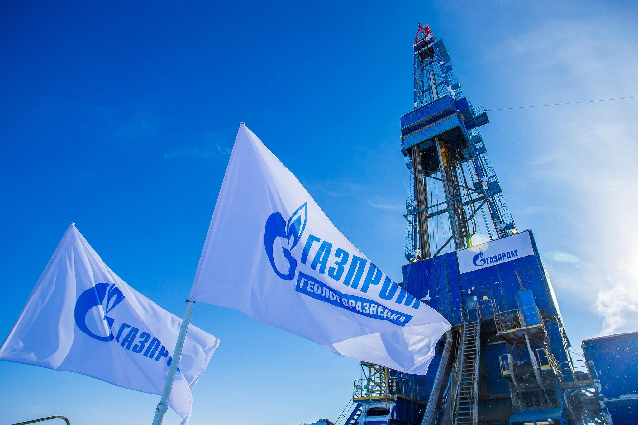 """""""Газпром"""" начал закачку газа в европейские хранилища"""