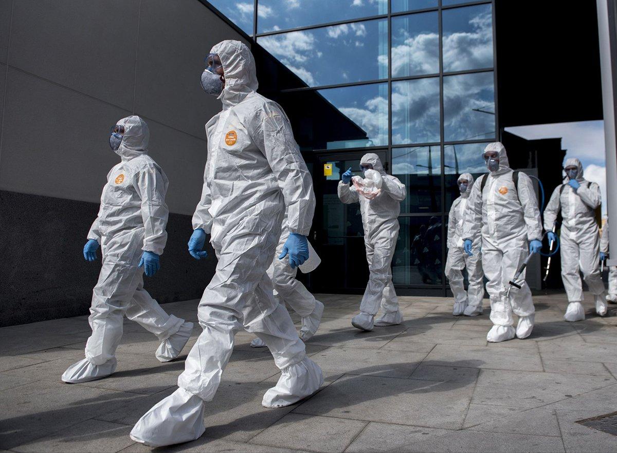 Эпидемиолог Роспотребнадзора уверяет, что ситуация с COVID-19 в России стабилизировалась