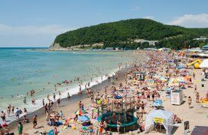 Ужесточения правил посещения курортов Краснодарского края никак не повлияли на количество туристов