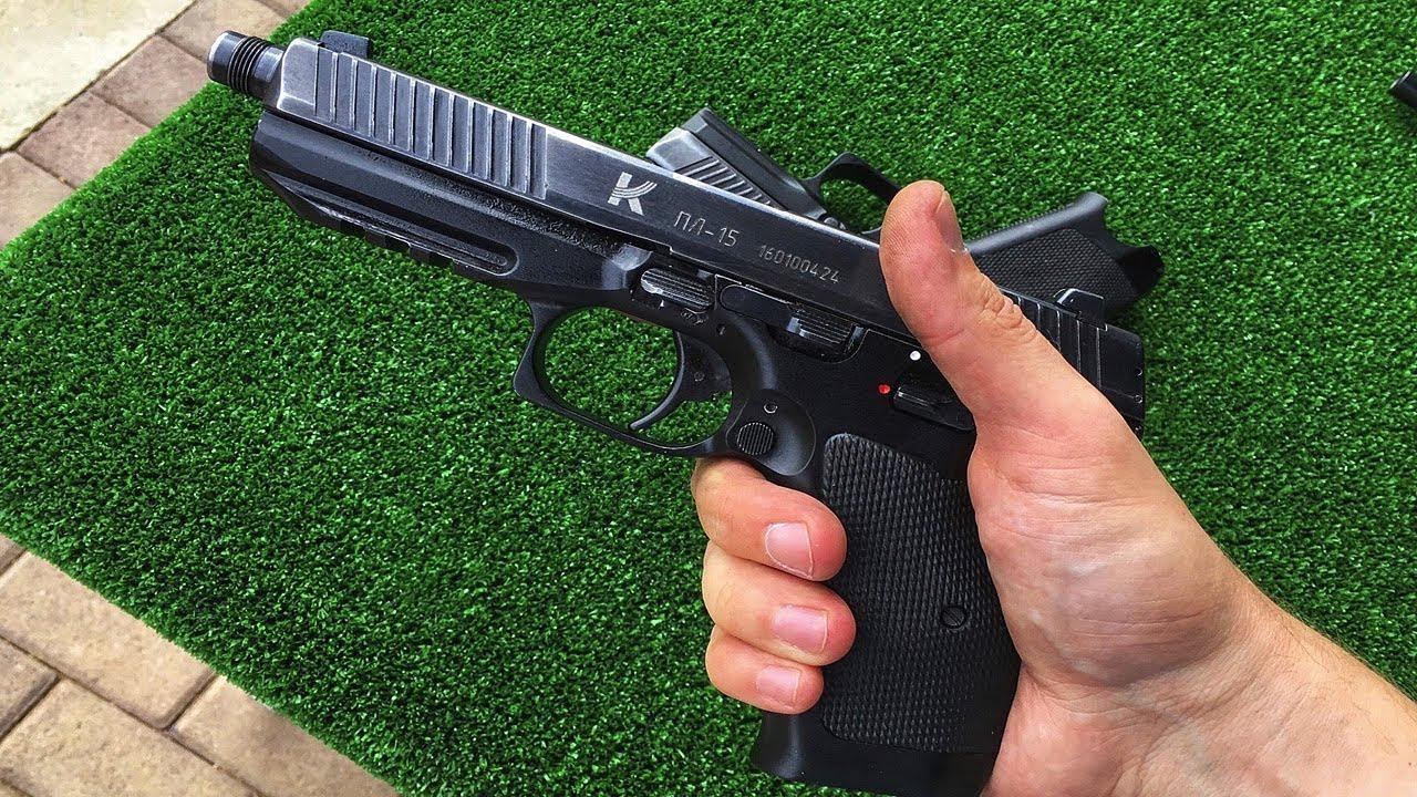 МВД переходит на оружие нового поколения