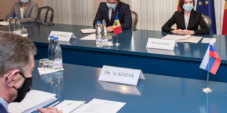 Россия и Молдова договорились о снятии запретов в торговле