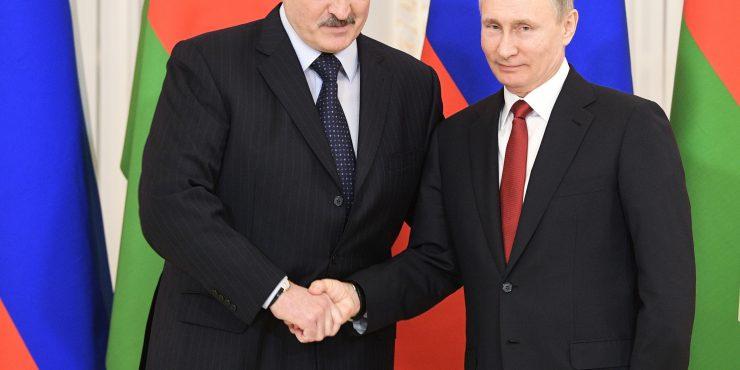 Путин и Лукашенко подпишут план по интеграции, который обсуждается с 1999 года