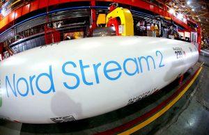 «Газпром» объявил о прогнозированном объеме поставок газа по «Северному потоку-2» в 2021 году