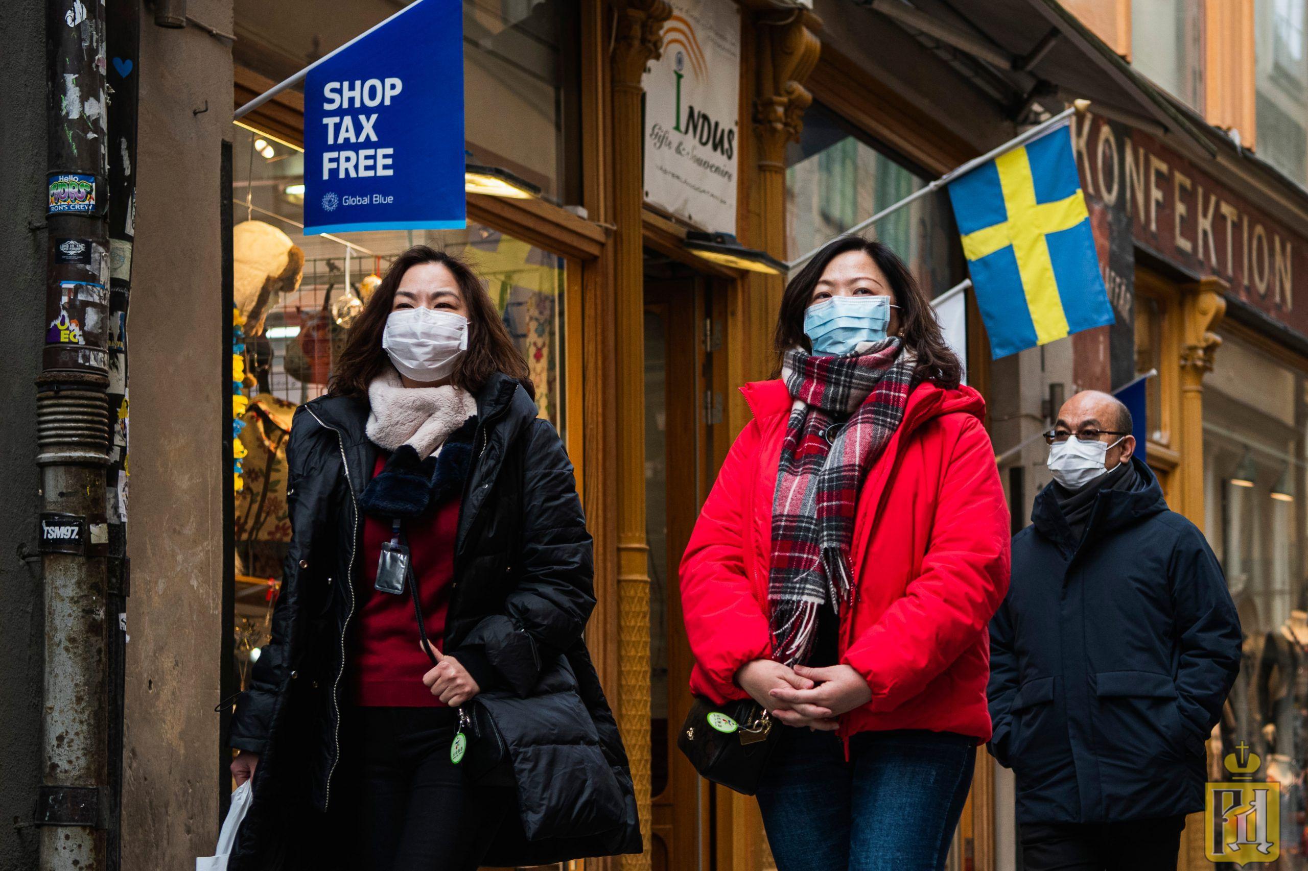 """В Швеции возникла вспышка штамма """"дельта"""""""