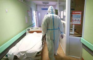 В России продолжает расти смертность от COVID-19