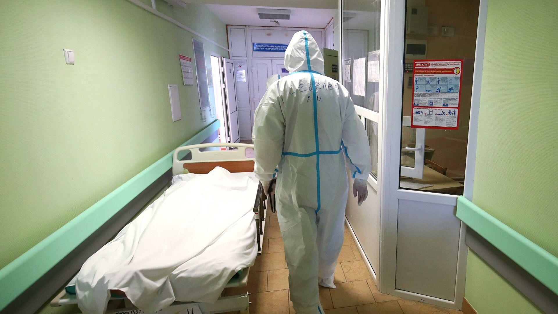 В России побит антирекорд по смертности от COVID-19