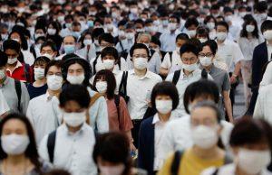 В Токио суточный прирост больных COVID-19 впервые превысил 5000 человек