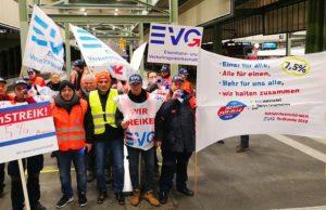 В Германии из-за забастовки железнодорожников отменены 75% поездов дальнего следования