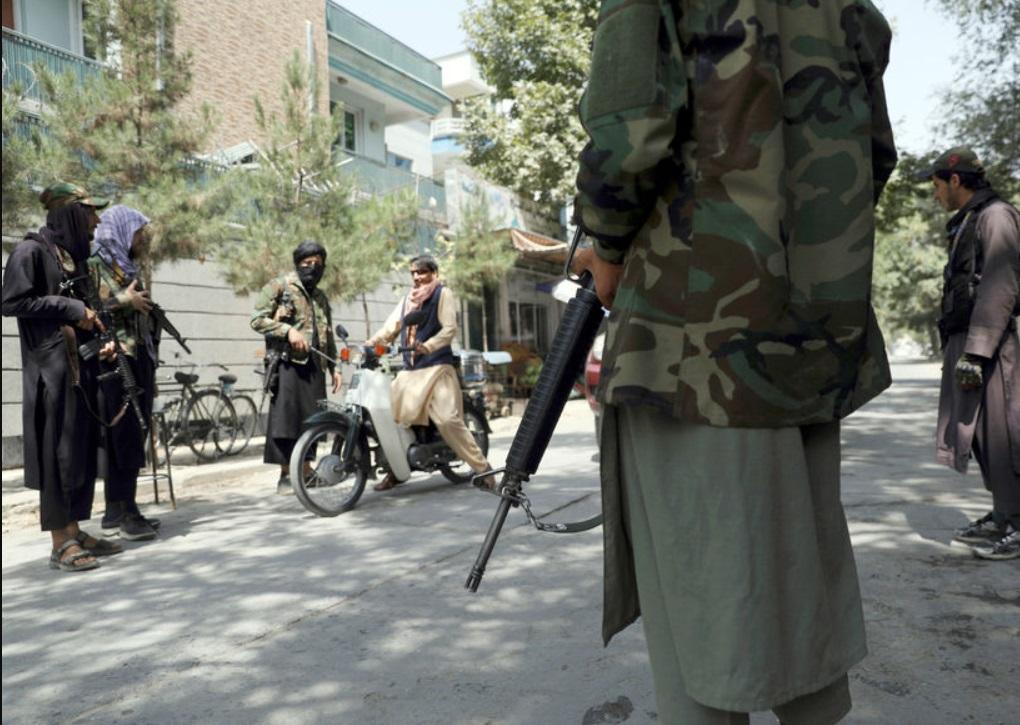 Талибы намерены возвратить наказания в виде смертной казни и отрубания конечностей