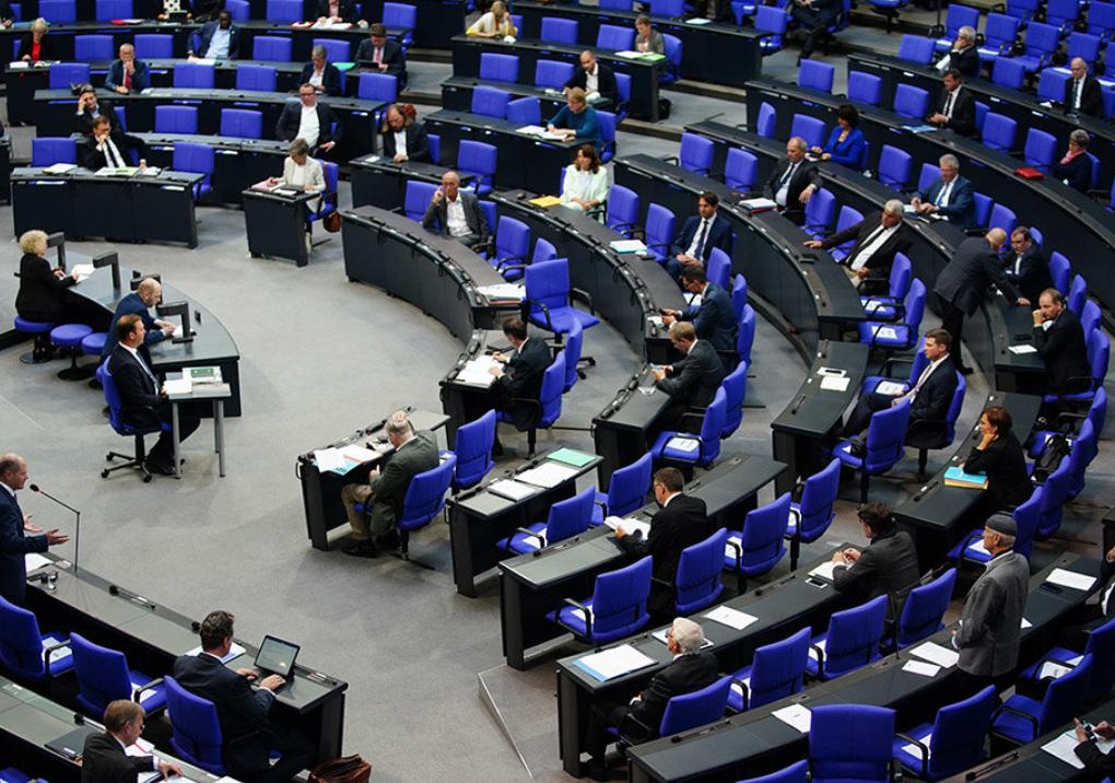 После выборов в Германии лидирующие партии не поддерживают запуск «Северного потока-2»