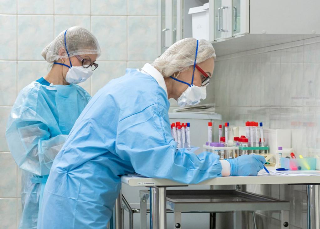 В Москве для пациентов с ОРВИ предусмотрено обязательное прохождение экспресс-теста на коронавирус