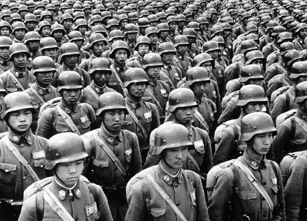 СССР защитил мир от сильнейшего бактериологического оружия, разработанного Японией