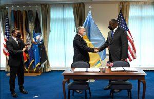 Зеленский презентовал в США проекты развития Украины на $277 млрд