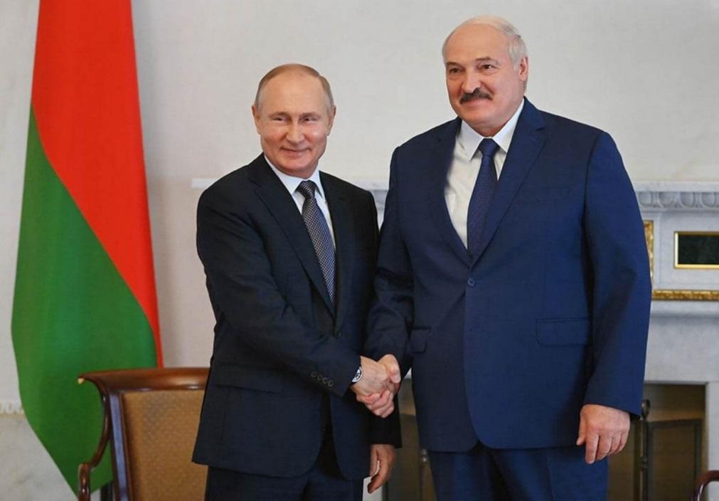 Путин и Лукашенко подписали 28 общих программ единого Союзного государства