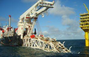 «Газпром» официально заявил о завершении строительства «Северного потока-2»