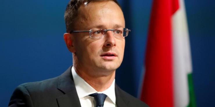 МИД Венгрии вызвали посла Украины для обсуждения ее «недружелюбного» поступка