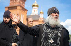 Отлученный от церкви схимонах Сергий обвинен в экстремизме