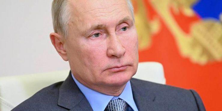 Путин назвал поспешным вывод войск США из Афганистана и сравнил его с бегством