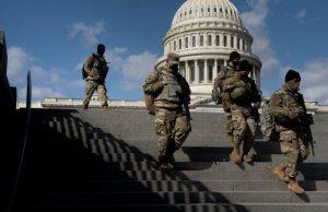 Пентагон направил бойцов для обеспечения порядка на столичном митинге сторонников Трампа