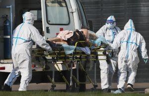 В России побит антирекорд смертности от COVID-19