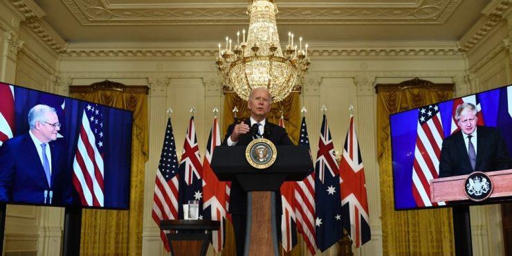 США, Британия и Австралия заключили оборонный союз