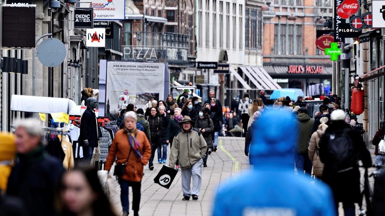 Власти Дании отменили все карантинные ограничения