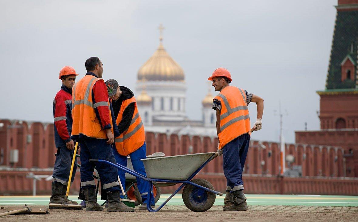 В мэрии Москвы жалуются на дефицит мигрантов