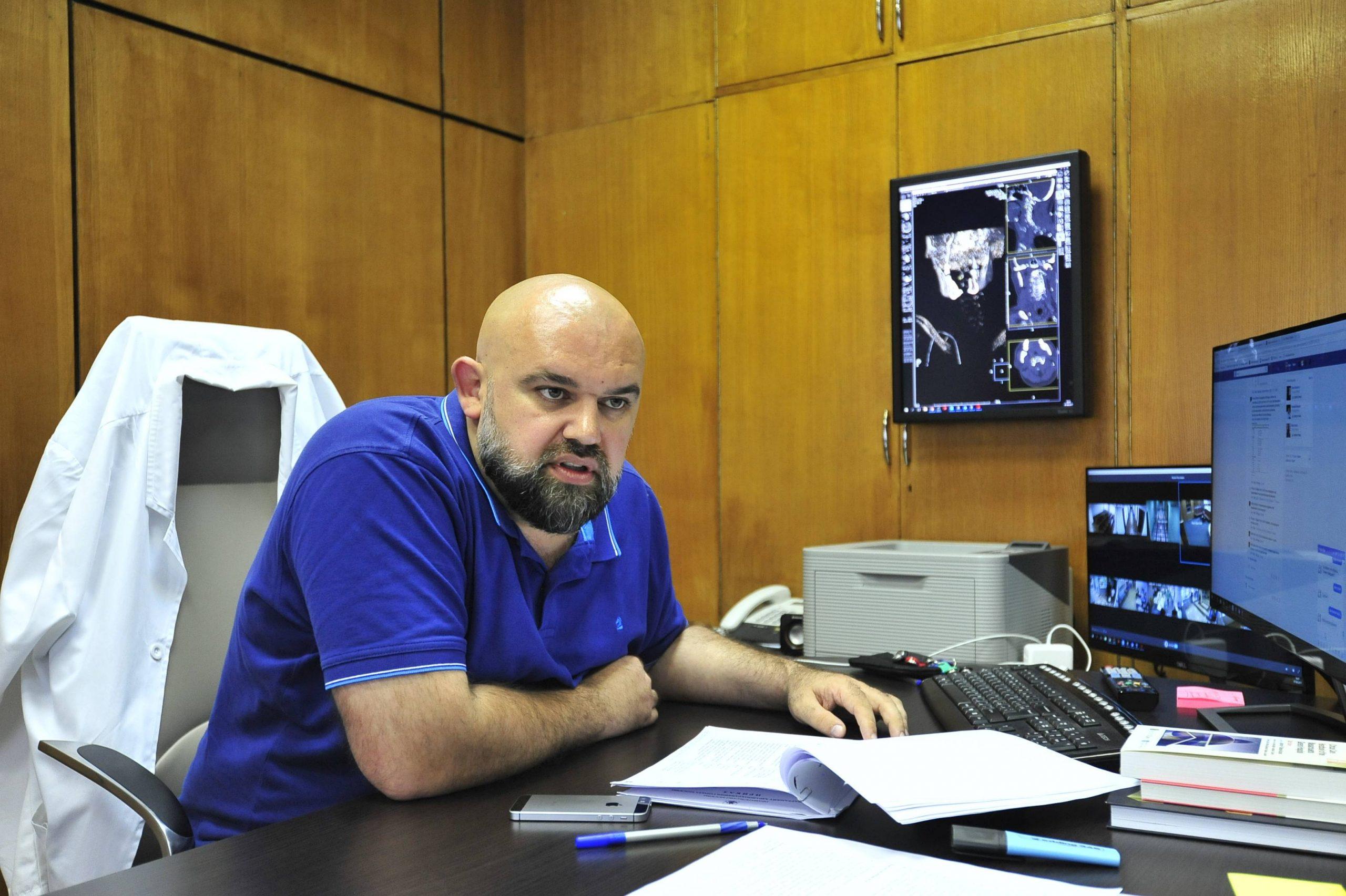 В сентябре возможна новая вспышка COVID-19 – главврач московской больницы