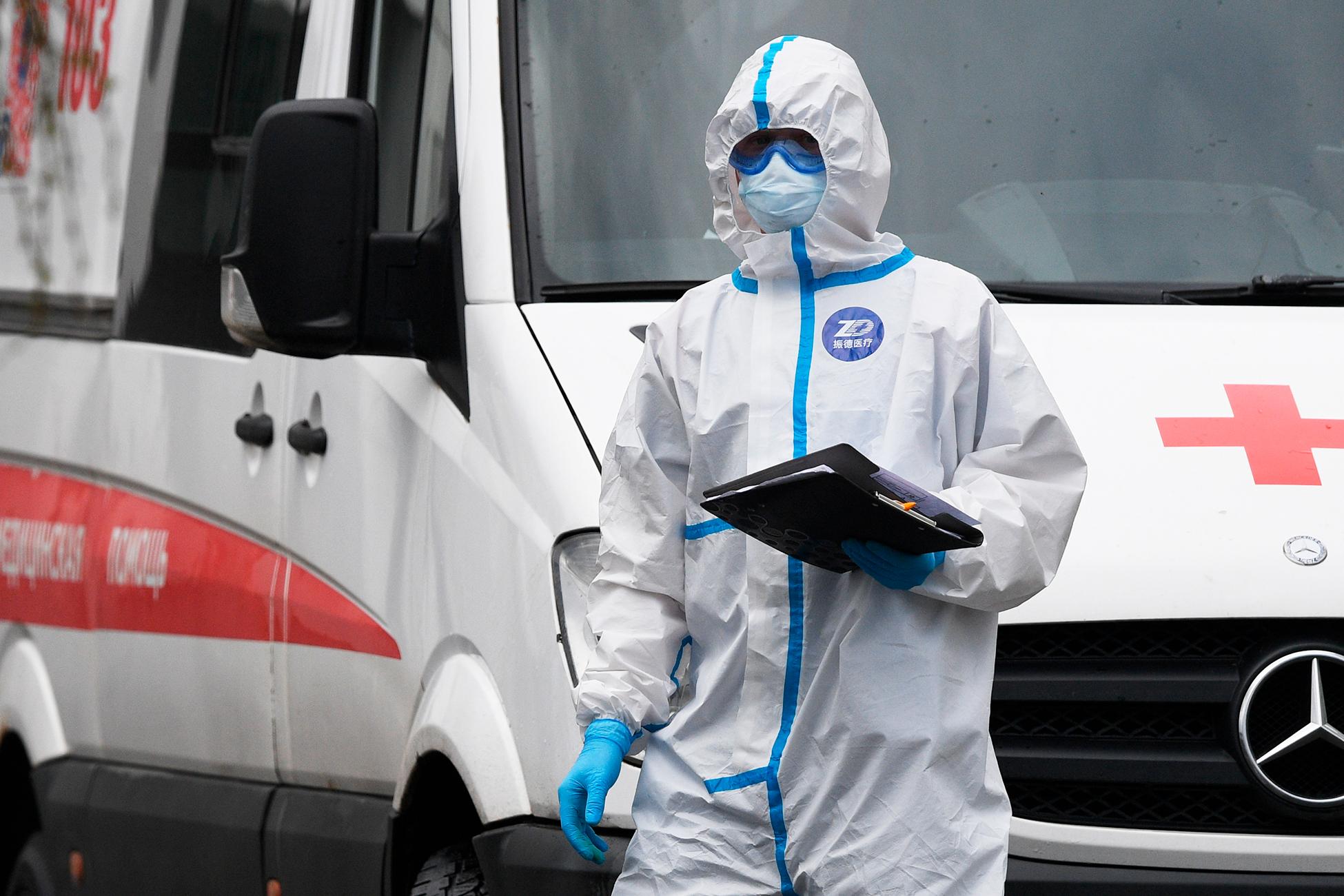 Впервые с августа суточный прирост зараженных COVID-19 в России превысил 20 тысяч