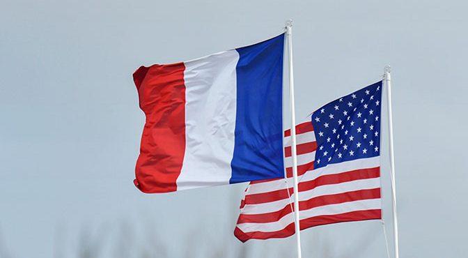 Франция отменила совместные торжественные мероприятия с США из-за скандала с подлодками