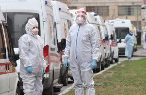 В Москве зафиксировали максимальный с середины августа суточный прирост инфицированных COVID-19